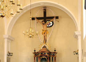 St. Cross chapel
