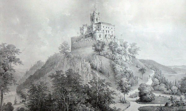The history of the castle Trakoscan