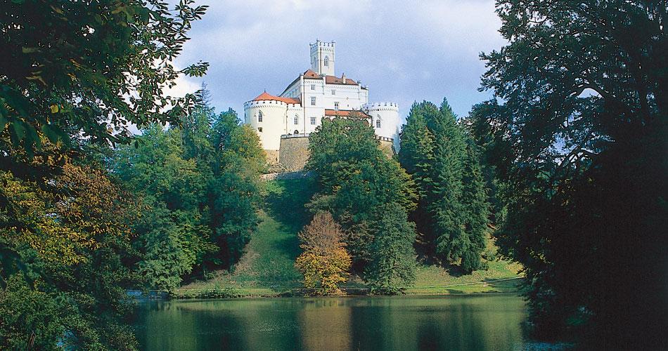 castle mit den eigenen waffen