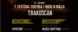 Festival motora i rock n rolla Trakošćan